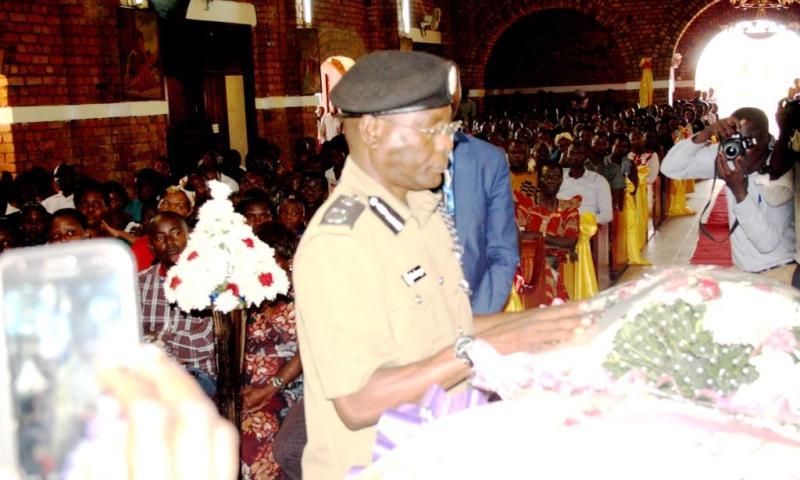 Thousands Mourn Police Boss CP Kakooza