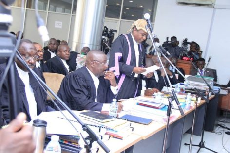 Attorney General Quizzed As Age Limit Petition Enters Day Two