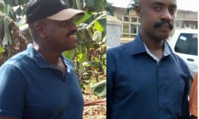 Gen: Muhoozi Kainerugaba Stunned By Lookalike