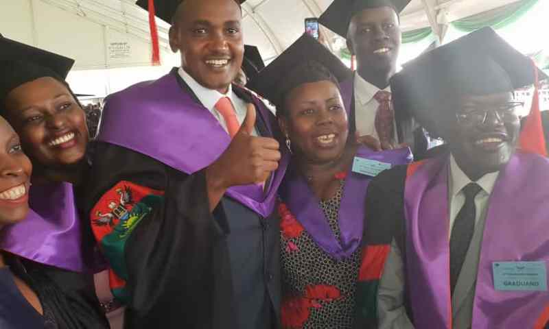 I did This Degree To Help Society Tackle Health Issues with Research Based Evidence -Minister Tumwebaze