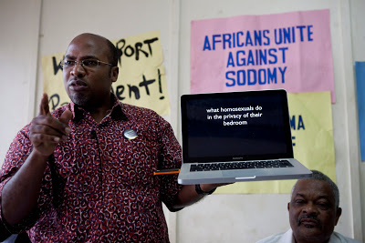 Minister Lokodo Suspends Pr.Martin Ssempa From Pornography Control Committee!