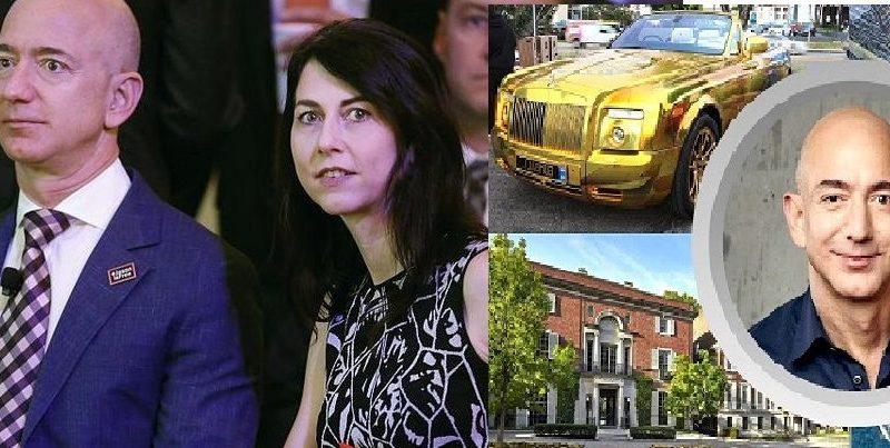 World's Richest Man Jeff Bezos Divorces Wife After 25 Years