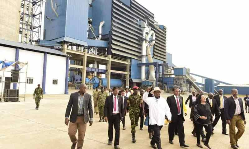 Investigation: UNBS  Raises Red Flag  On Simba Cement Quality