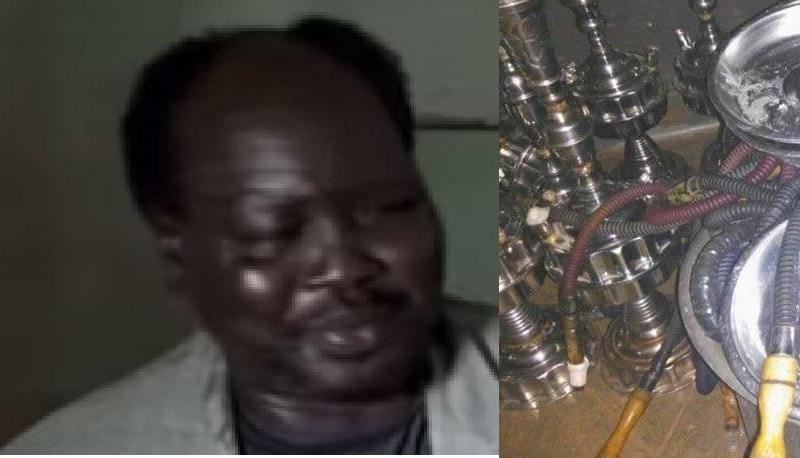 Sudanese Minister, Diplomats Arrested In Ugandan Bars Smoking Shisha!