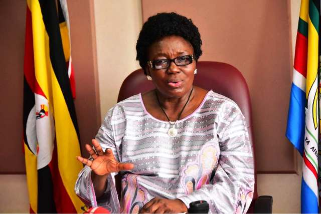 IGG Now Naked On BoU Matter: She Is Showing Side-Speaker Kadaga Protests IGG Attempts To Kill COSASE Report