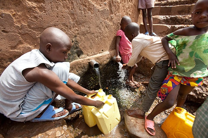 Acute Water Shortage In Kampala And Suburbs Caused By Power Fluctuations- NWSC
