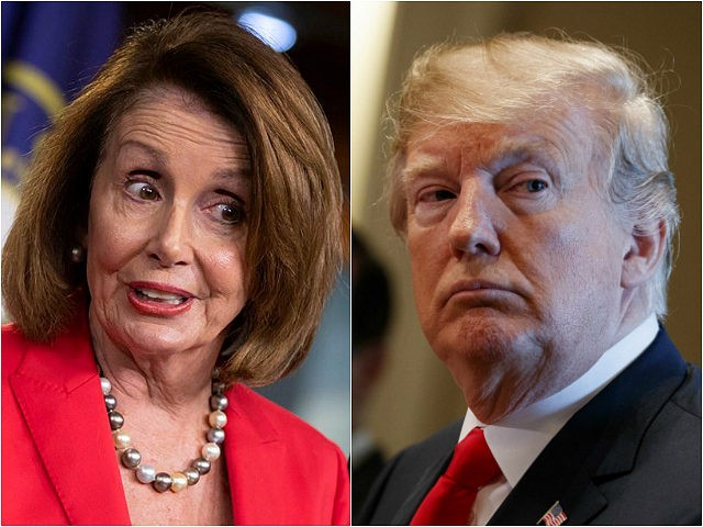 US House Speaker Pelosi, Other Top Democrats Take Further Steps To Kick Trump Out Of Office To Save Perishing Democracy
