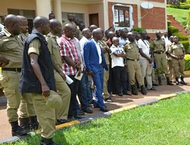 Police Deploys 13 commandos To Flash Out Al Shabaab In Somalia