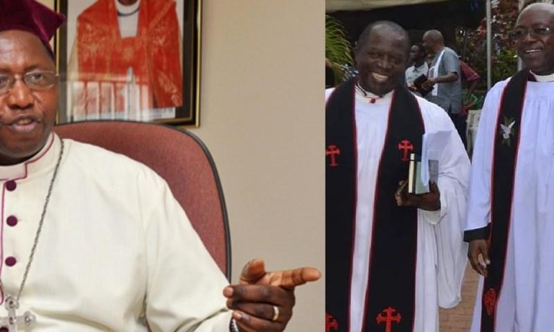 Archbishop Ntagali Reshuffles All Saints Nakasero Priests