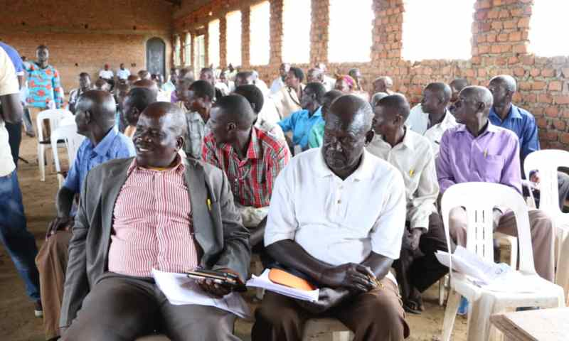 New Kapelebyong District Stuck Over Failure To Hold Elections
