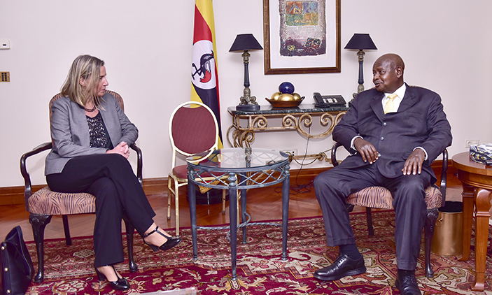 President Museveni Commits To Peace In Burundi And South Sudan