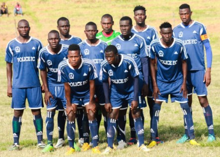 Police FC On Form As they Hammer Red Eagles