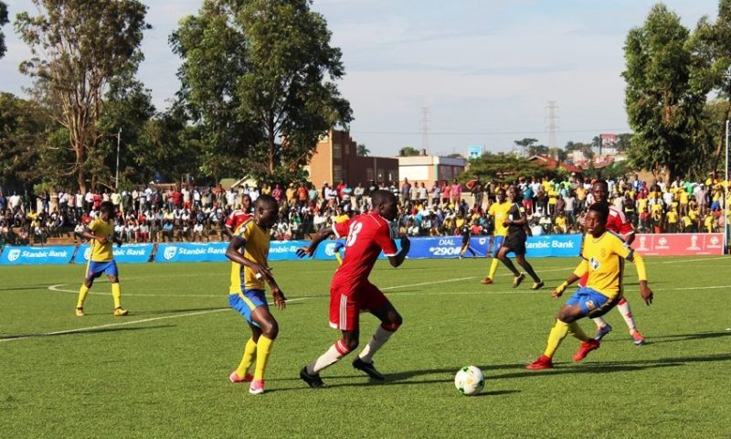 Stanbic UG Cup: The Big Four In The Last Quarter Unveiled
