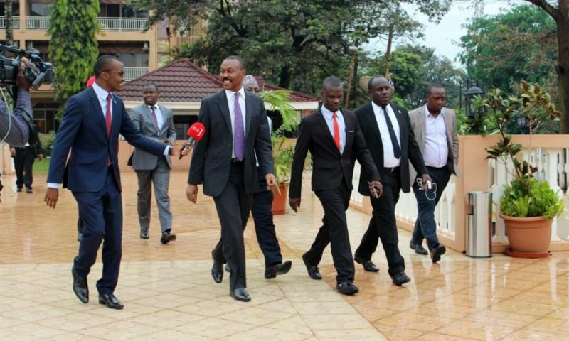 Electoral Commission Finally Okays Gen.Mugisha Muntu's Political Party