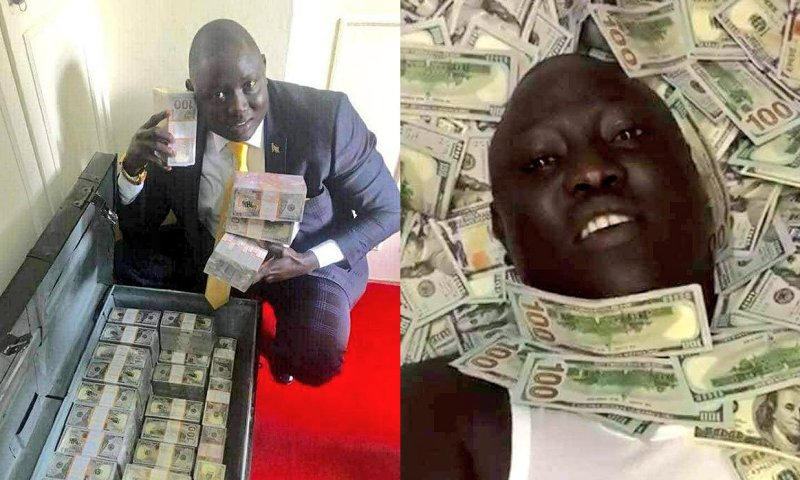 Juba Tycoon,2 Others Remanded To Luzira Over 3B Gold Scam Deal