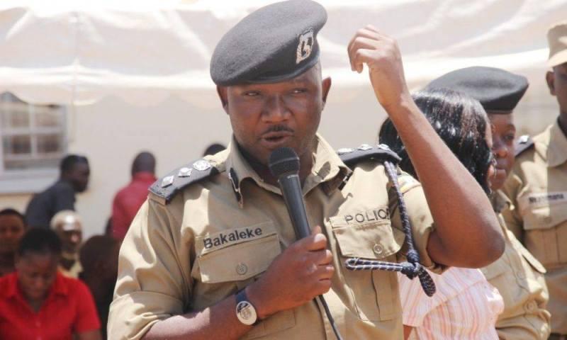 Uganda Police 'Begs' Interpol To Arrest Renegade Cop ACP Bakaleke