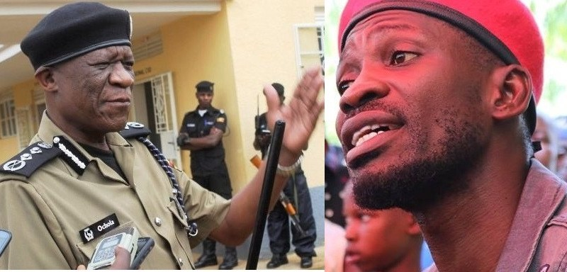 Stop Blackmailing Us, Simply Obey Terms Of Engagement-Police Advises Bobi Wine As It Drums 'Last Warning' Signals