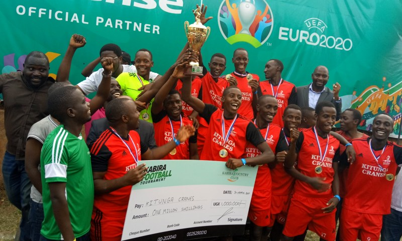 Kitunga FC Crowned Kabira Club Corporate Tournament 2019 Champions