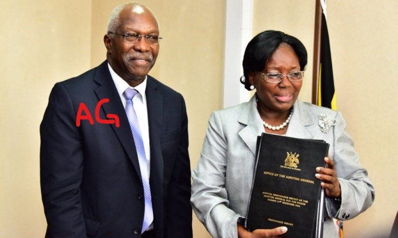 Stop Crying To Spoilt Milk Like Baby-Auditor General John Muwanga Trashes BoU Kasekende's Fresh Audit Request On Shs478B Injected In Crane Bank!
