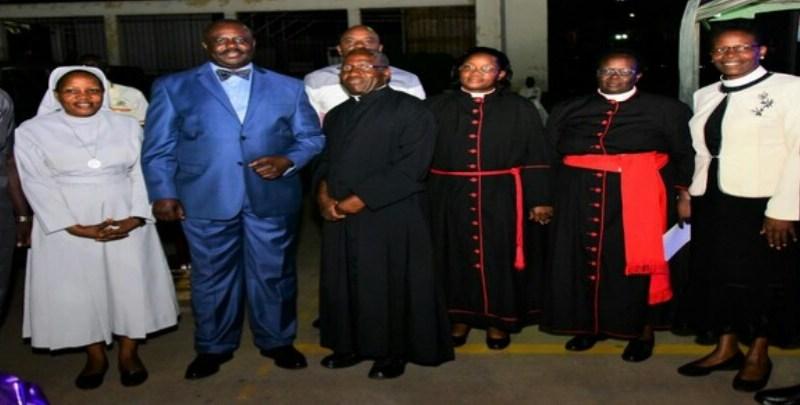'Christ's Blood Binds Us Together': Speaker Oulanyah