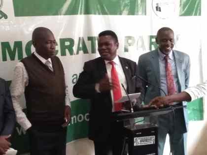 DP Bloc Leaders Blast Police For Banning Bobi Wine Concerts