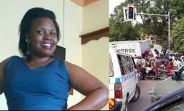 Canon's Daughter  Is First Victim Of Kira Road Accident