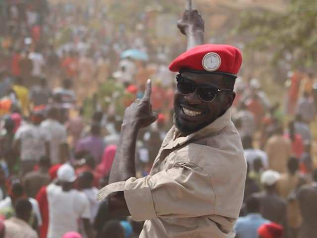 Bobi Wine Escapes From  Military, Police Siege
