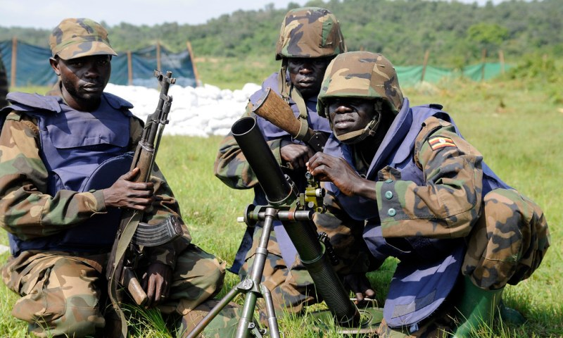 UPDF On High Alert After ADF, ISIS Attack Near Ugandan Border