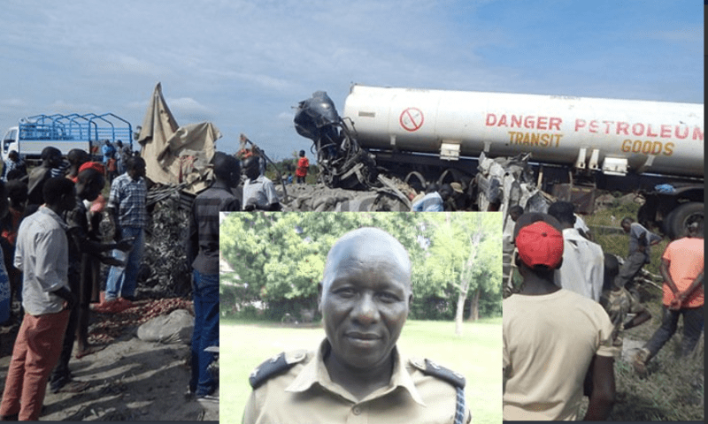 Soroti Highway Accident Claims 5
