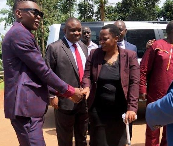 Lord Mayor Lukwago, Chameleone In Bitter Beef
