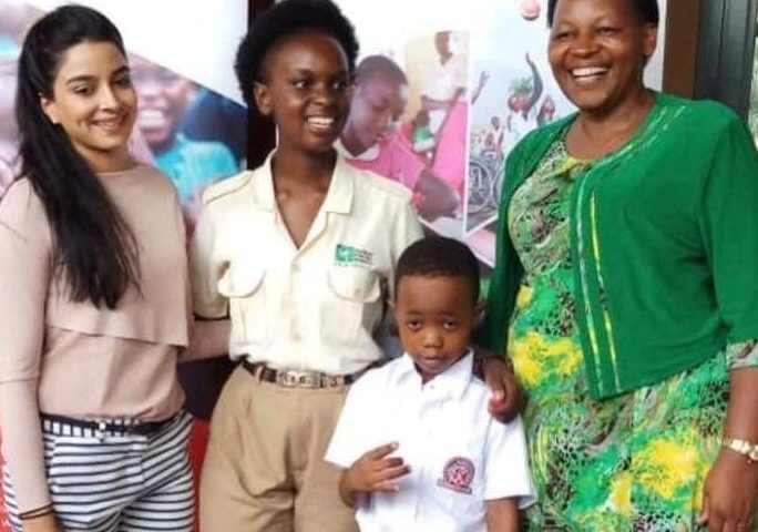 Fresh Kid Officially Joins Kampala Parents On 100% Scholarship From Ruparelia Foundation, Ends Months Long Speculations