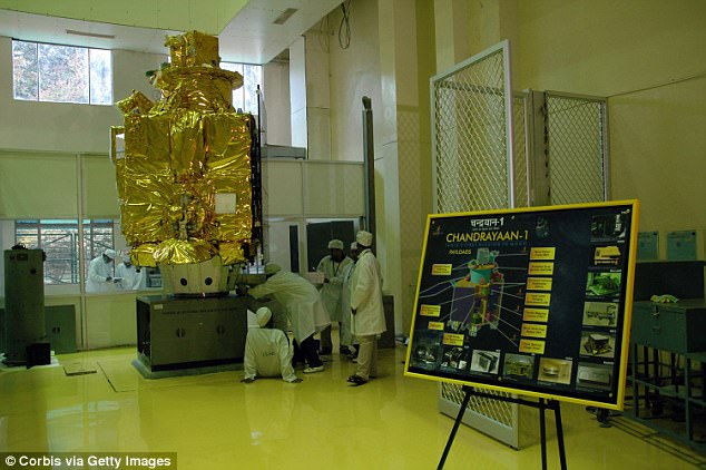India Becomes Fourth Nation In The World To Visit The Moon: Country Announced Would Successfully Land On The Lunar Surface In Sept.