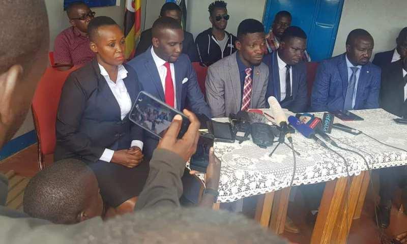 Ssenyonyi Appointed Bobi Wine, People Power Spokesperson