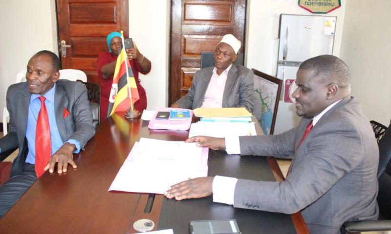 Masaka District Leaders Drag Min. Butime, Gov't To Court Over City Status