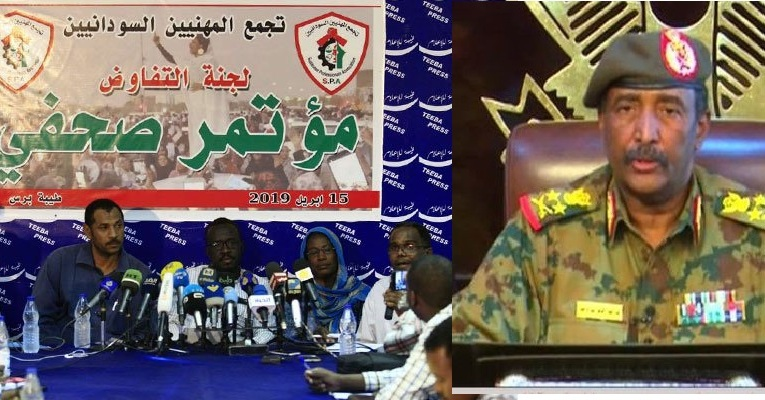 Sudan Army Not Ready To Hand Over Power To Civilians