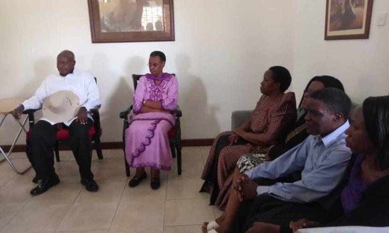 'Nsibambi Was A Great Monarchist'-Museveni