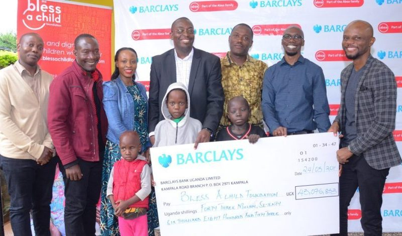 Barclays Bank Uganda Bails Out Pediatric Patients With Shs43M