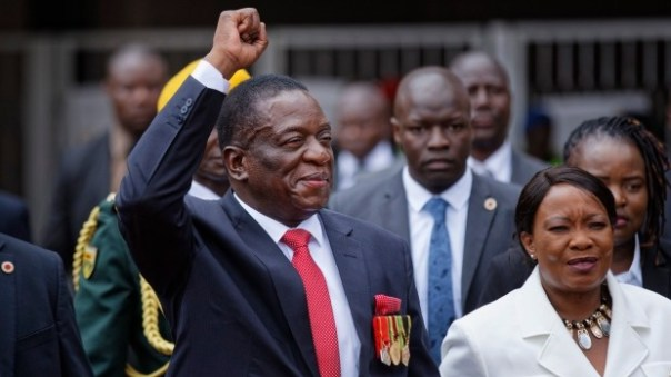 Mnangagwa Battles Coup From Zimbabwean Army