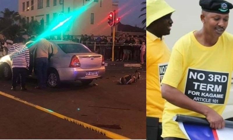 Renegade Former Kagame Bodyguard Assassinated In South  Africa