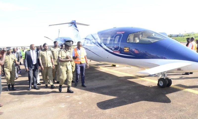 Uganda Police Buys New Swanky Jet At Shs28Bn