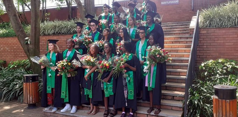 Jubilation As 21 Graduate From Kampala International School Uganda