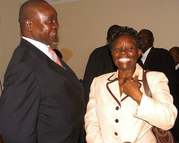 Ex VP Bukenya's Wife Blames Nvanungi,Namubiru And Naku For Her Failed Marriage As She Files For Divorce!