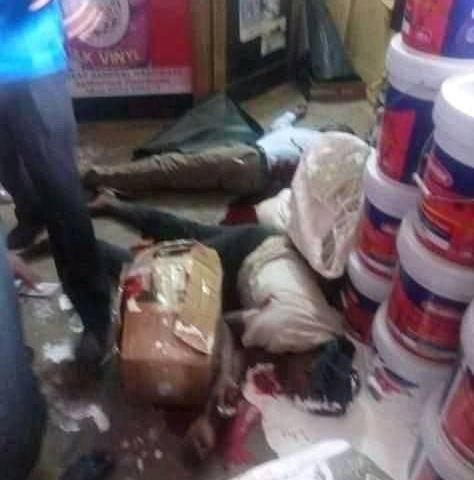 Police Arrest 3 Suspects Over Nansana Armed Robbery