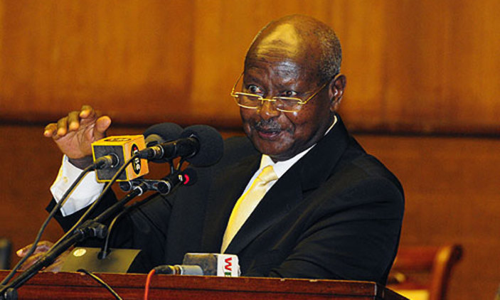 President Museveni's State Of The Nation Address