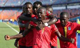 AFCON 2019: Uganda Cranes Humble DR Congo