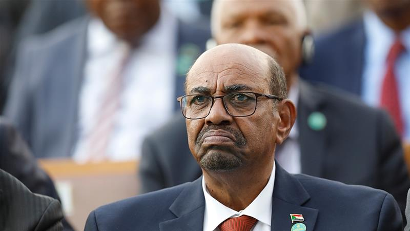 Sudan's Toppled President Omar Al-Bashir Charged With Corruption