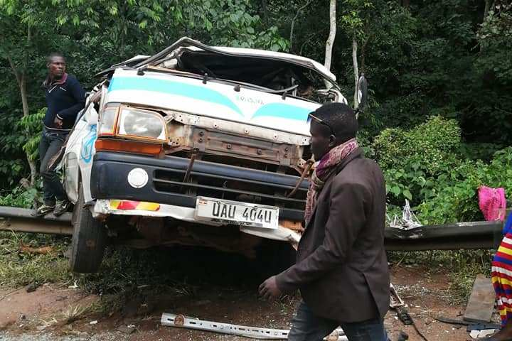 Scores Feared Dead In Nasty Mabira Accident