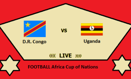 DRC Captain Ready For Uganda Cranes – AFCON Match Day Two