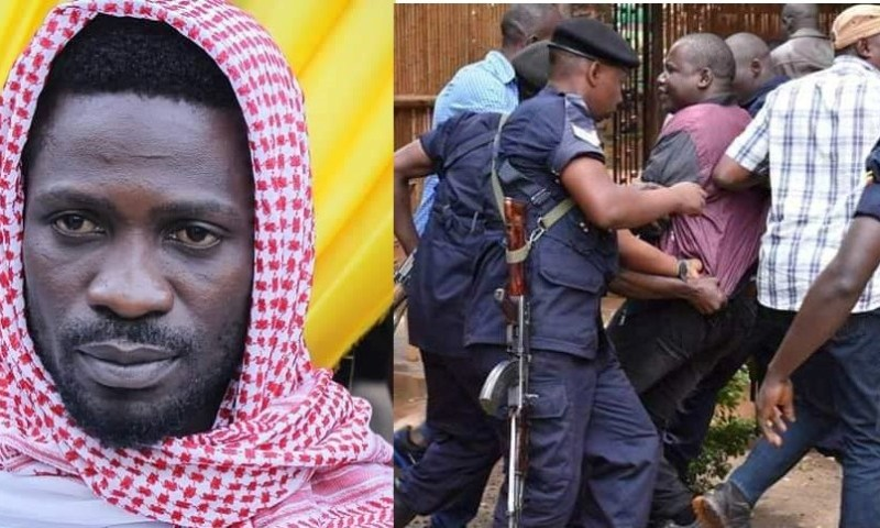 Controversy Surrounds Arrest Of Bobi Wine Promoter Bajjo