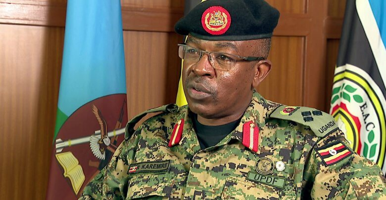 UPDF Defends Lt.Col.Nyakaisiki On Alleged Kidnap Of Nephew  From School At Night: School Cleared Her